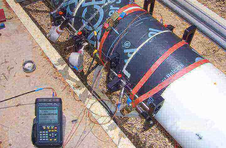 Clamp-On Gas Meters for Dewatering in Spain and Egypt