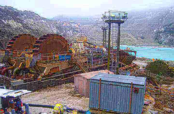 Electromagnetic Flow Monitoring Network for Metals and Mining Company
