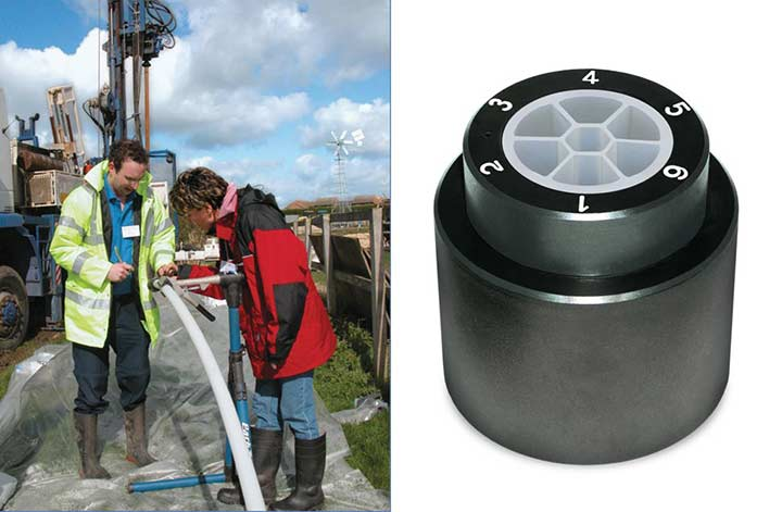 Multilevel Groundwater Sampling for Former Manufacturing Site