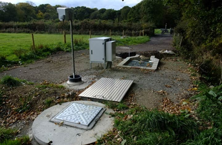 Environmental Monitoring & Control System for North Wyke Research Platform