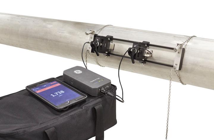 PT900 Portable Flow Meter