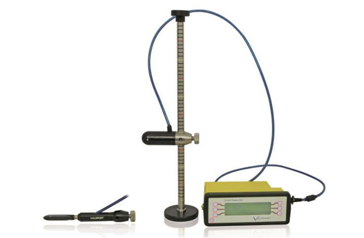 801 Electromagnetic Current Meter with wires and accessories