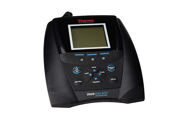 A215 pH/Conductivity Benchtop Multiparameter Meter