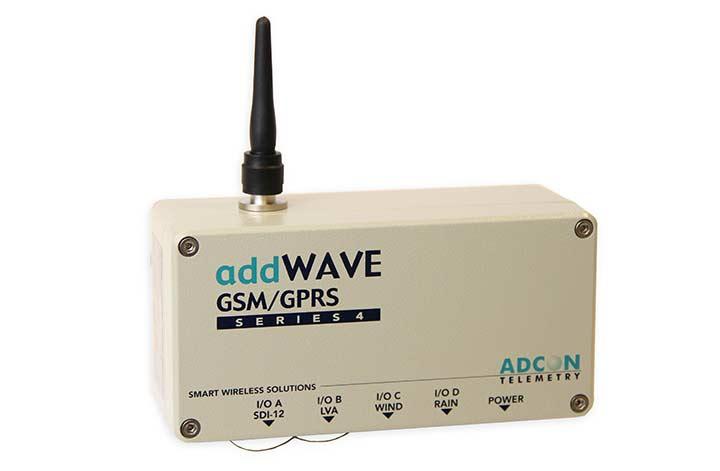 A753 GSM GPRS Telemetry Data Logger
