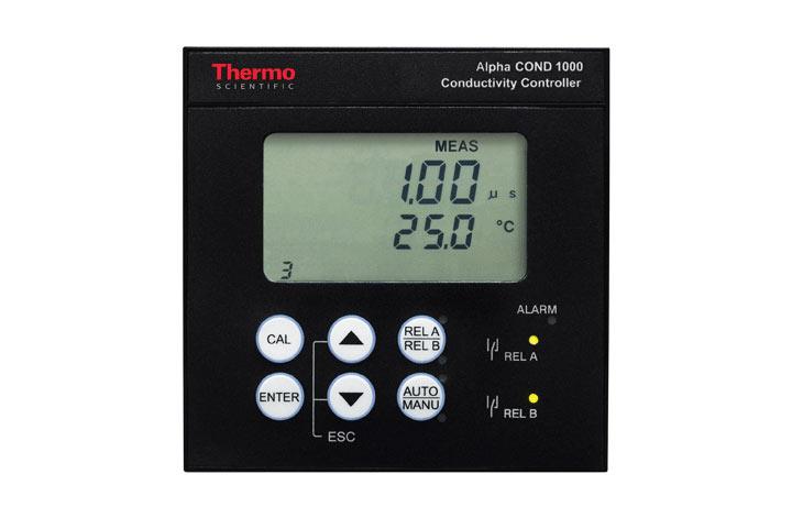 Alpha COND 1000 Conductivity Controller / Transmitter