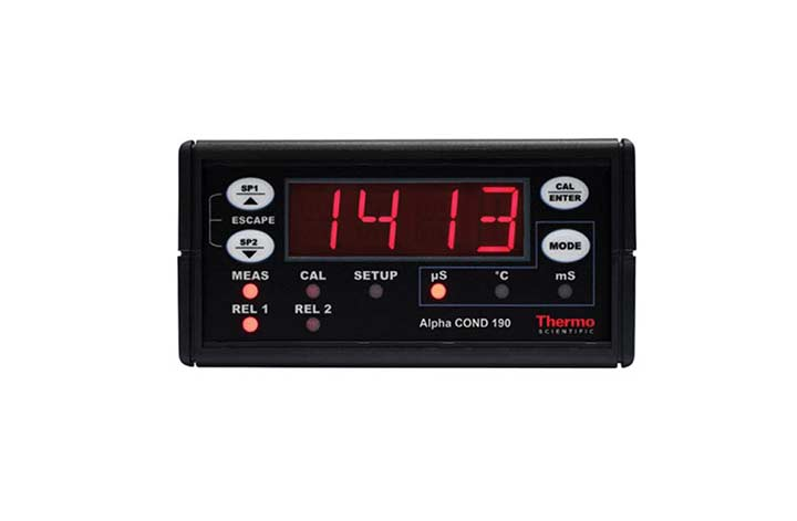 Alpha COND 190 Conductivity Controller