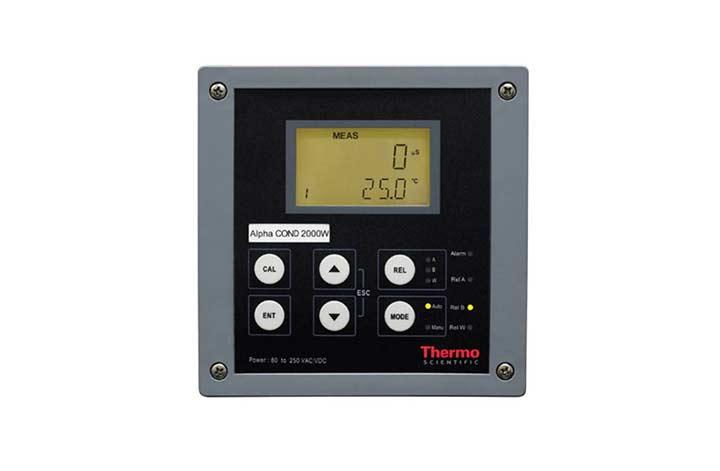 Alpha COND 2000 Conductivity Controller/Transmitter