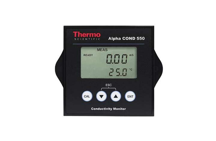 Alpha COND 550 Conductivity Monitor
