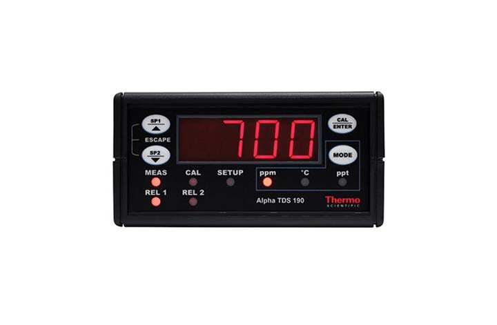Alpha TDS 190 Total Dissolved Solids Controller / Transmitter