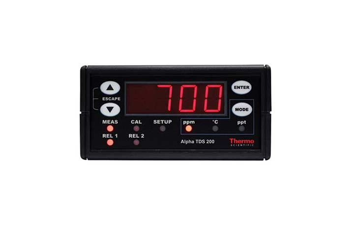 Alpha TDS 200 Total Dissolved Solids Controller/Transmitter