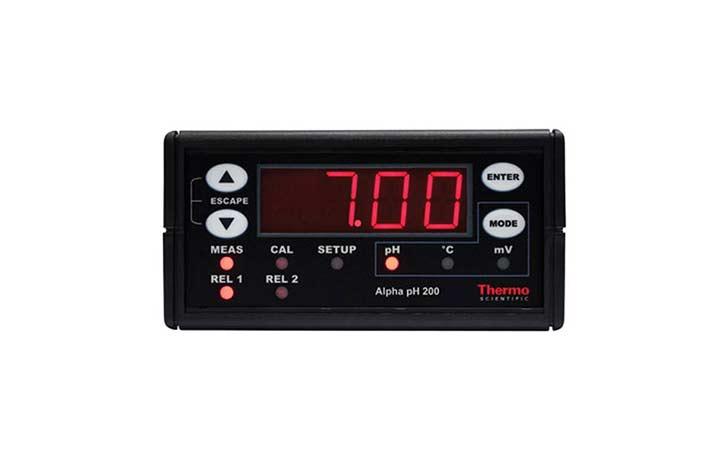 Alpha pH 200 pH  ORP Controller  Transmitter