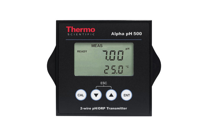 Alpha pH 500  pH/ORP 2-Wire Transmitter