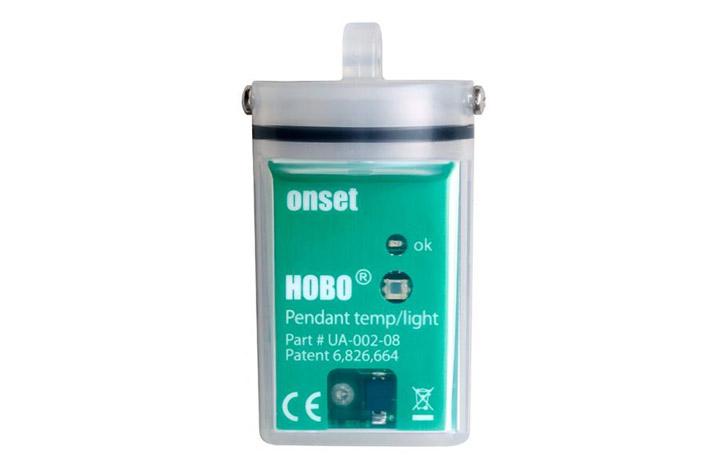 HOBO 8K Pendant Temperature/Light Data Logger - UA-002-08