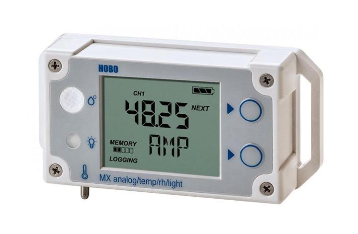 HOBO MX1104 Analog/Temp/RH/Light Data Logger
