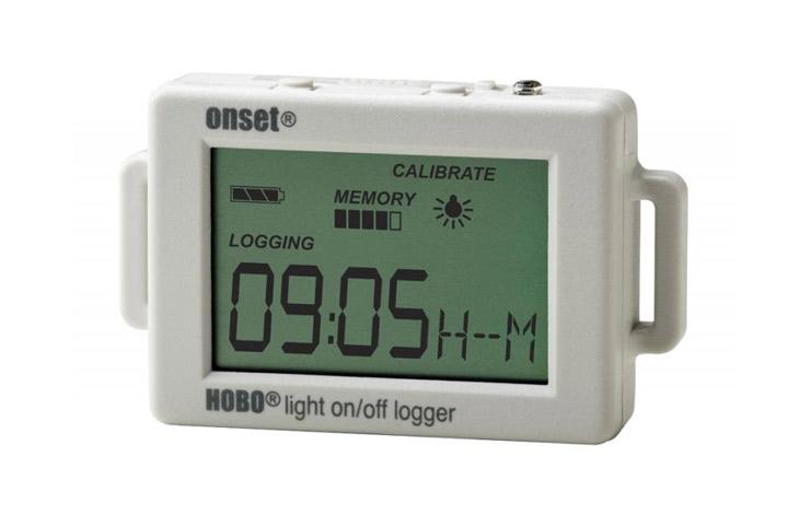 HOBO Extended Memory Light On/Off Data Logger