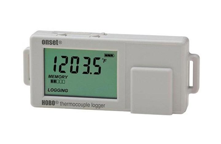 HOBO Type J, K, T, E, R, S, B, N Thermocouple Data Logger