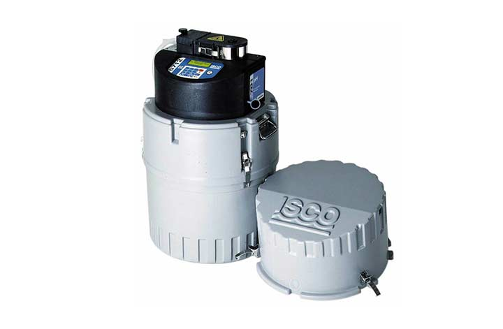 ISCO 6712C Compact Portable Waste Water Sampler