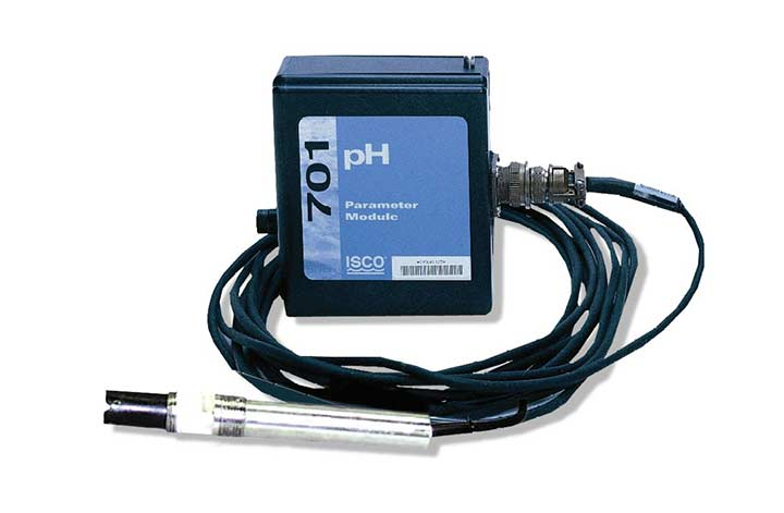 ISCO 701 pH / Temperature Module