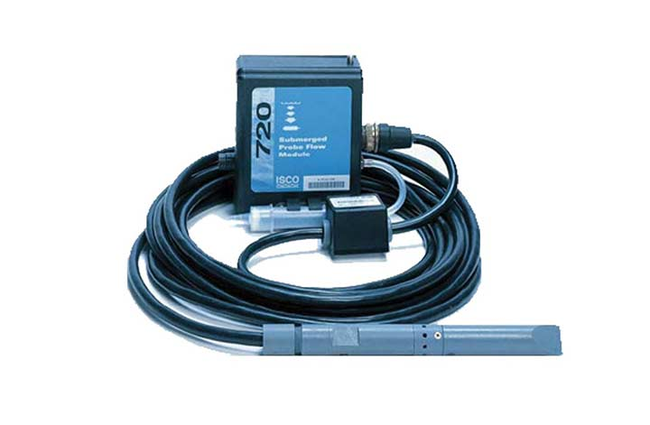 ISCO 720 Submerged Probe Flow Module