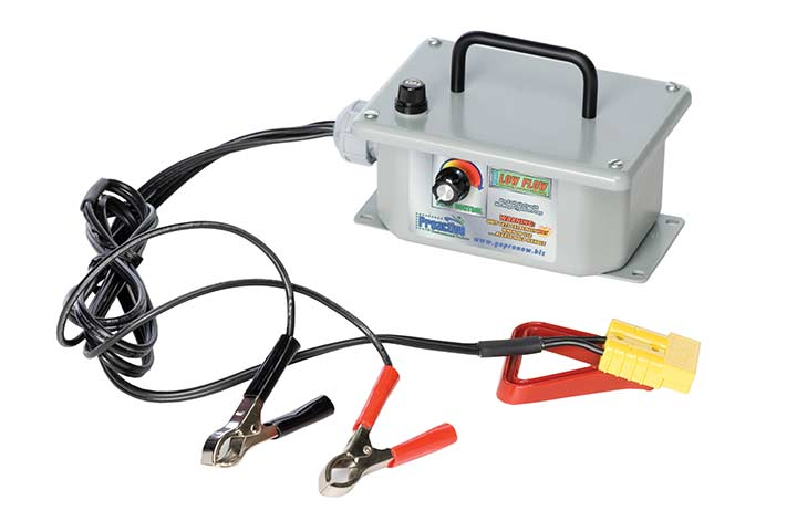 Low Flow With Power Booster 1 Controller