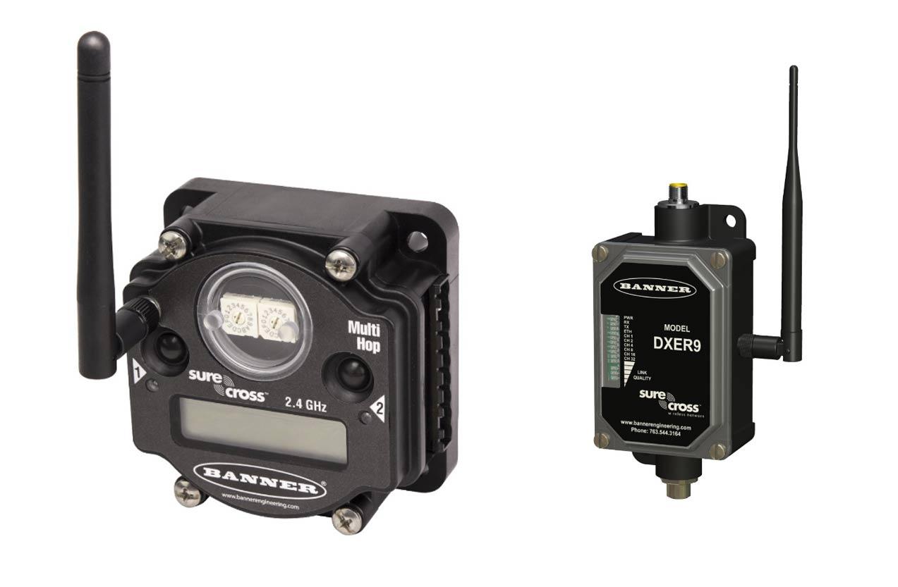 MultiHop Ethernet Data Radios