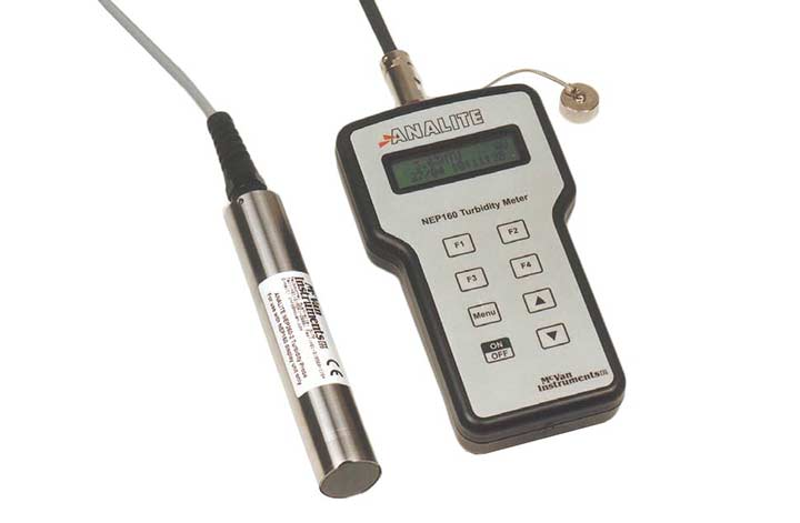 NEP160 Portable Turbidity Meter