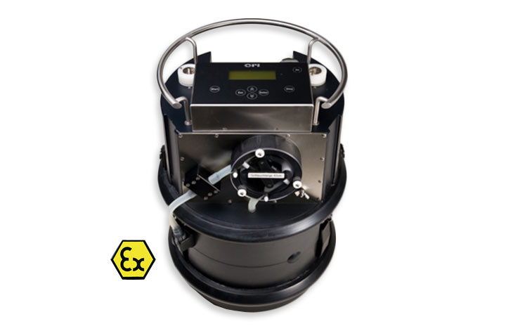 ORI Basic EX1 Mobile ATEX water sampler