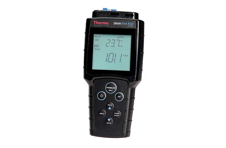 Orion Star A123 Dissolved Oxygen Portable Meter