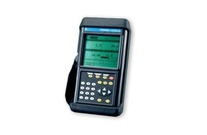 PM880 Portable Hygrometer  Moisture Analyzer