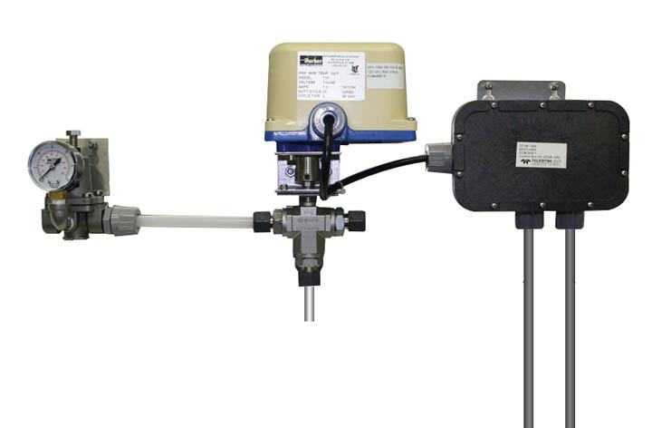 Pressurised Line Accessory for ISCO Samplers