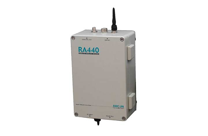 RA440 Remote Wireless GPRS UHF Bridge Modem