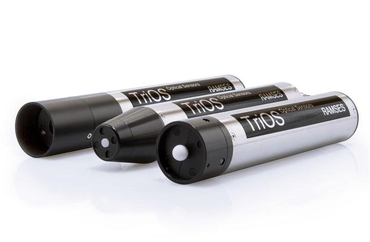 RamsesACCUV Irradiance Sensor