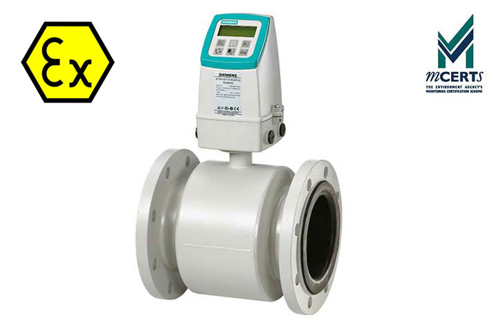 SITRANS MAG 3100 ATEX Flowmeter