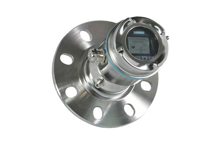 Siemens LR560 2-wire Radar Level Transmitter for Solids