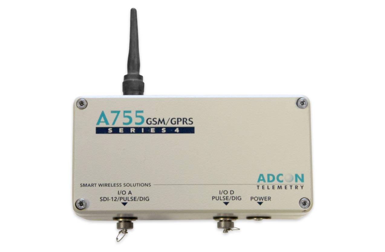 A755 SDI12 / ModBus GPRS Telemetry Datalogger