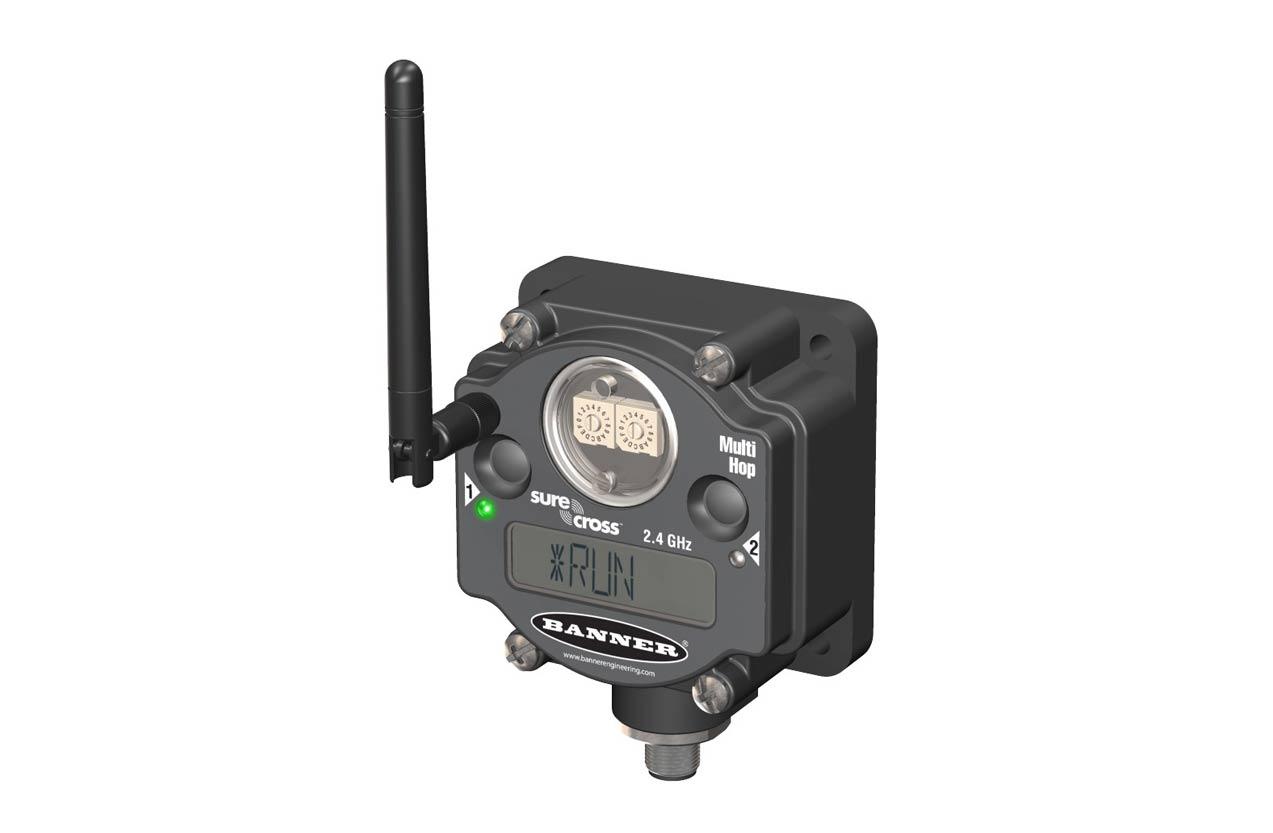 Multihop Modbus I/O Data Radios