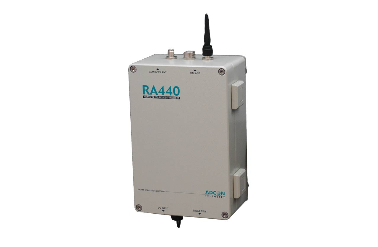RA440 Remote Wireless GPRS UHF Bridge Modem