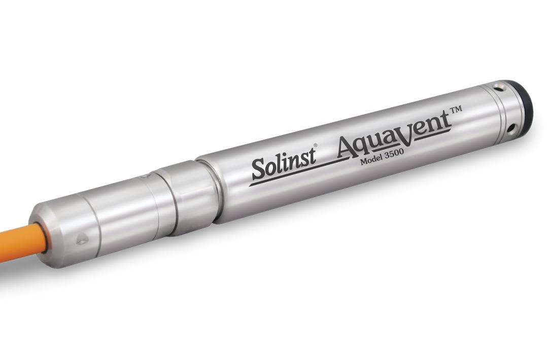 Solinst Model 3500 AquaVent Water Level Logger