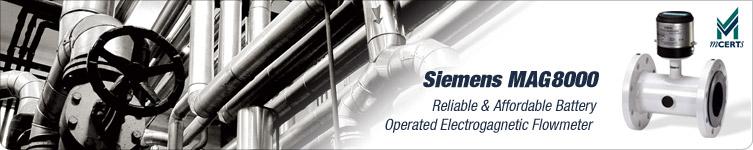 Siemens Electromagnetic Flowmeters