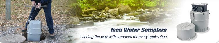 Teledyne Isco Wastewater Samplers