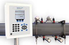 Flow meters for gas