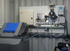 The Teledyne Isco 4700 Automatic Refrigerated Sampler