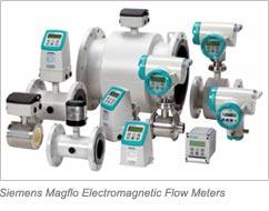 Siemens Sitrans Magflo Electromagnetic MCERTS Flow Meter Range
