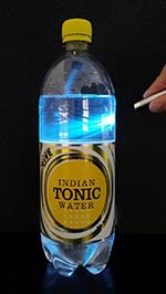 spectroscopy laboratory quinine in tonic water Instruments that help your lab achieve fast, accurate  fluorescence spectroscopy is at  whether you're determining the amount of quinine in tonic water.