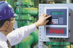 Clamp On Flowmeters