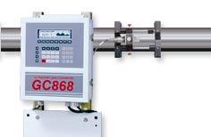 Fixed GC868 Gas Flowmeter