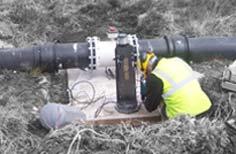 Flowmeter Installation