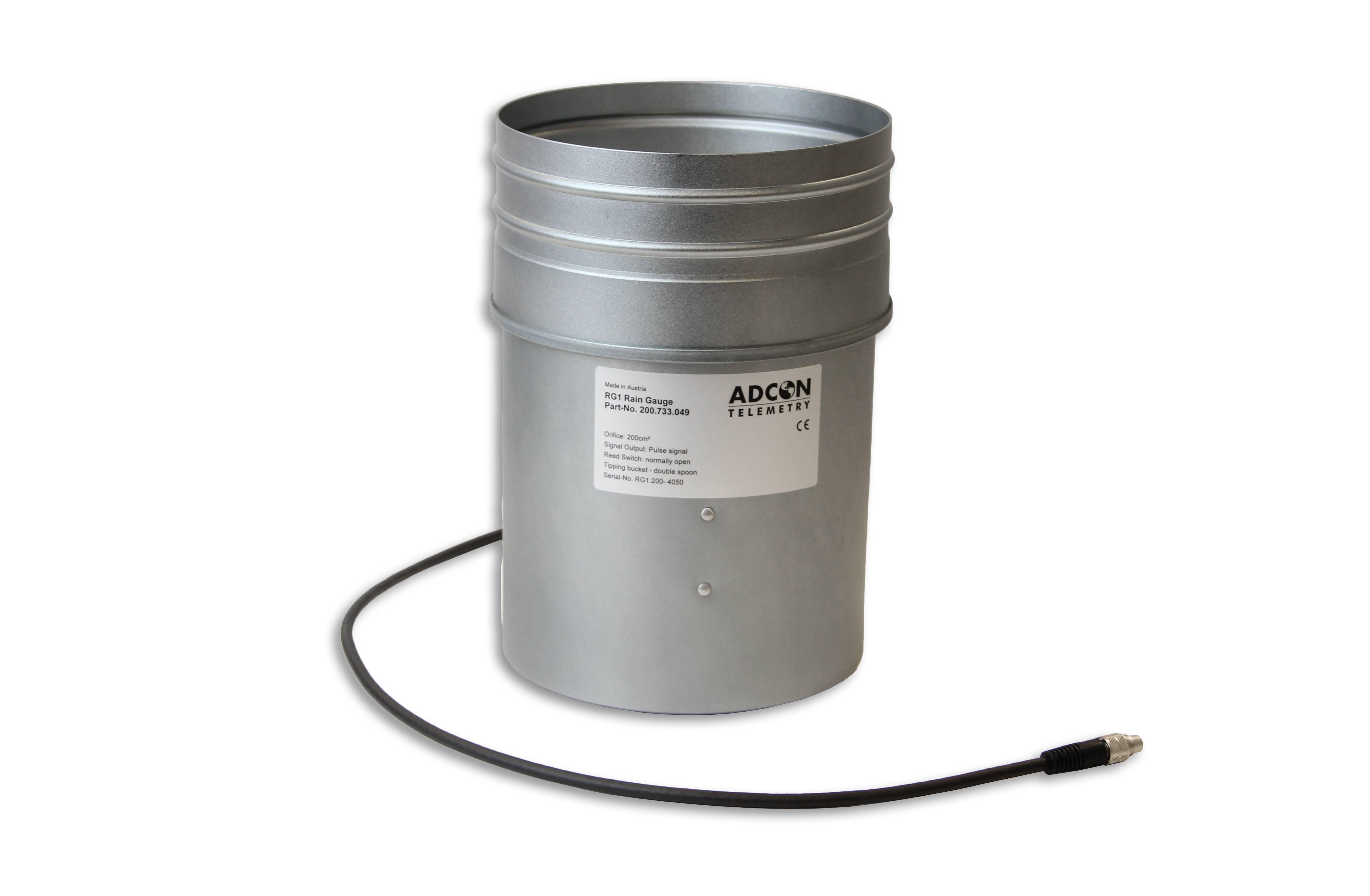 RG1 Tipping Bucket Rain Gauge